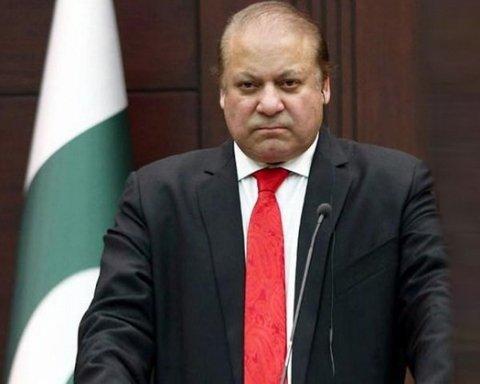 Колишній прем'єр-міністр Пакистану сяде в тюрму за корупцію