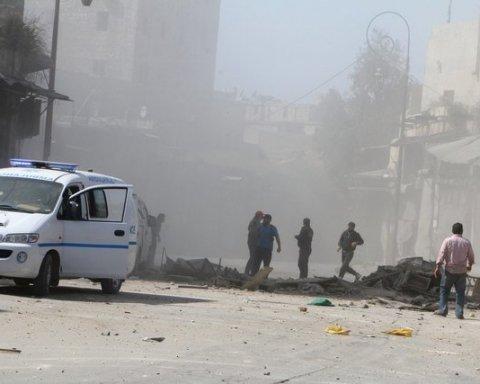 Армия Асада и антиправительственные силы в Сирии договорились о капитуляции