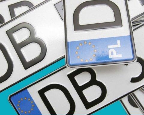 Владельцам «евроблях» позволили официально пользоваться своими авто