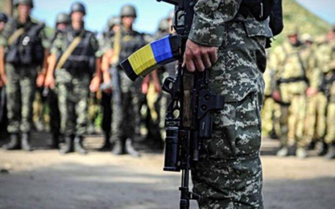 Украинские военные снова потроллили сепаратистов