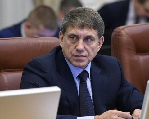 Министр энергетики подрался с нардепом в центре Киева