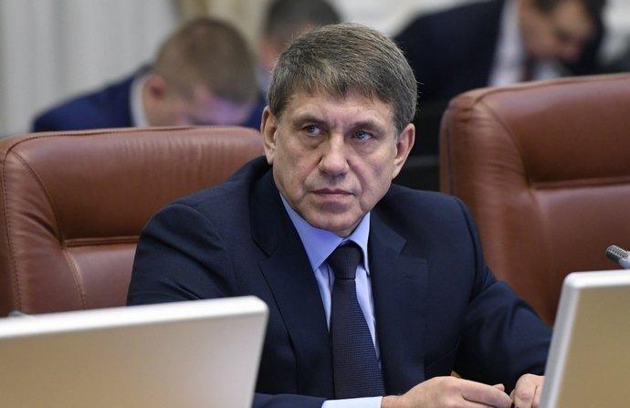 Міністр енергетики побився з нардепом у центрі Києва