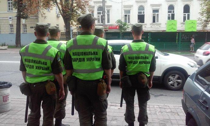 Хресна хода у Києві: центр міста перекривають, на вулиці вийшли десятки правоохоронців