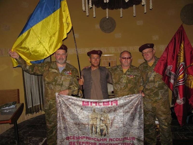 Опубликованы впечатляющие фото украинца, вернувшегося домой после 30 лет плена