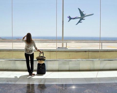 В аэропорту Киева очередной скандал из-за задержки рейса: детали