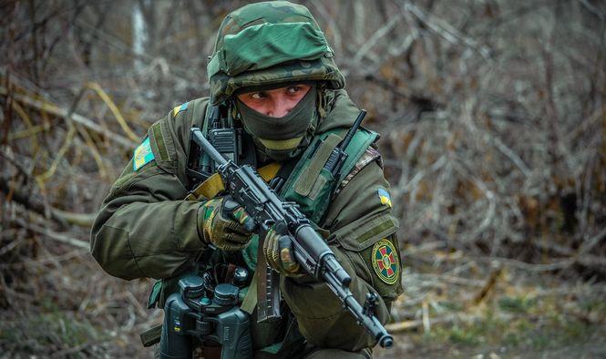 Украинский снайпер «зашкварил» россиянина на Донбассе