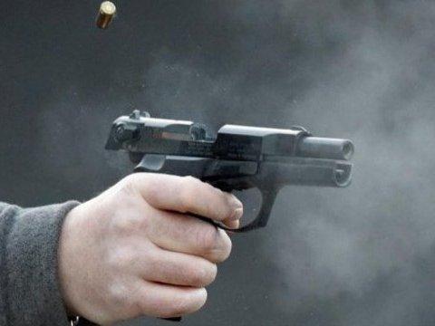 У центрі Києва розстріляли чоловіка