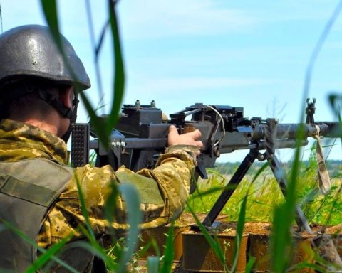 За сутки боевики «ЛДНР» 30 раз нарушали режим «тишины»