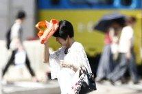 Аномальная жара в Японии: шесть человек погибли