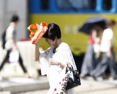 Аномальна спека в Японії: шестеро людей загинули