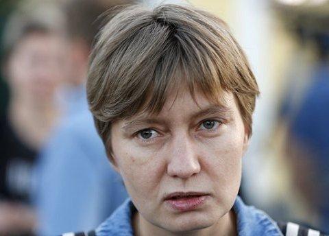 """Сестра Сенцова закликала бойкотувати канал """"112"""""""