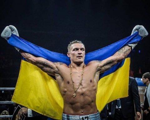 Не мешайте: Усик отказался от звания Героя Украины