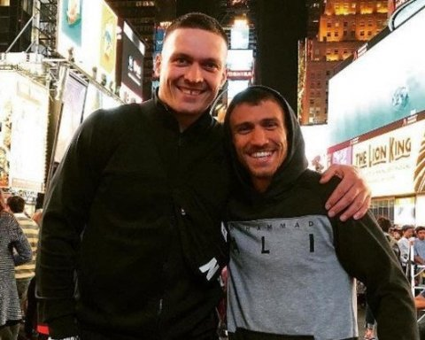 Два українці очолили рейтинг найкращих боксерів світу