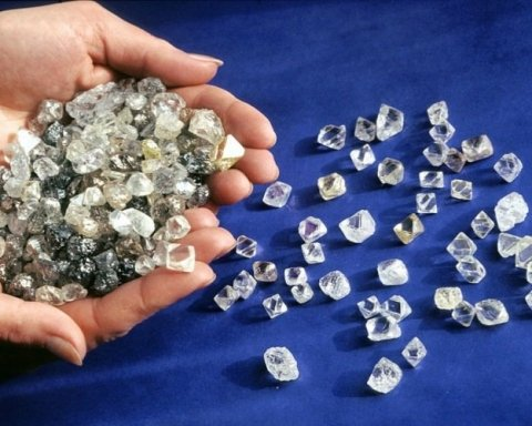 Величезний скарб: під землею знайдено квадрильйони тонн алмазів