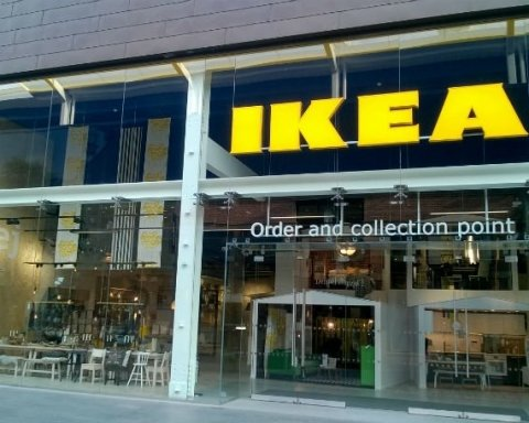 Стало відомо, де відкриється перший магазин IKEA в Києві