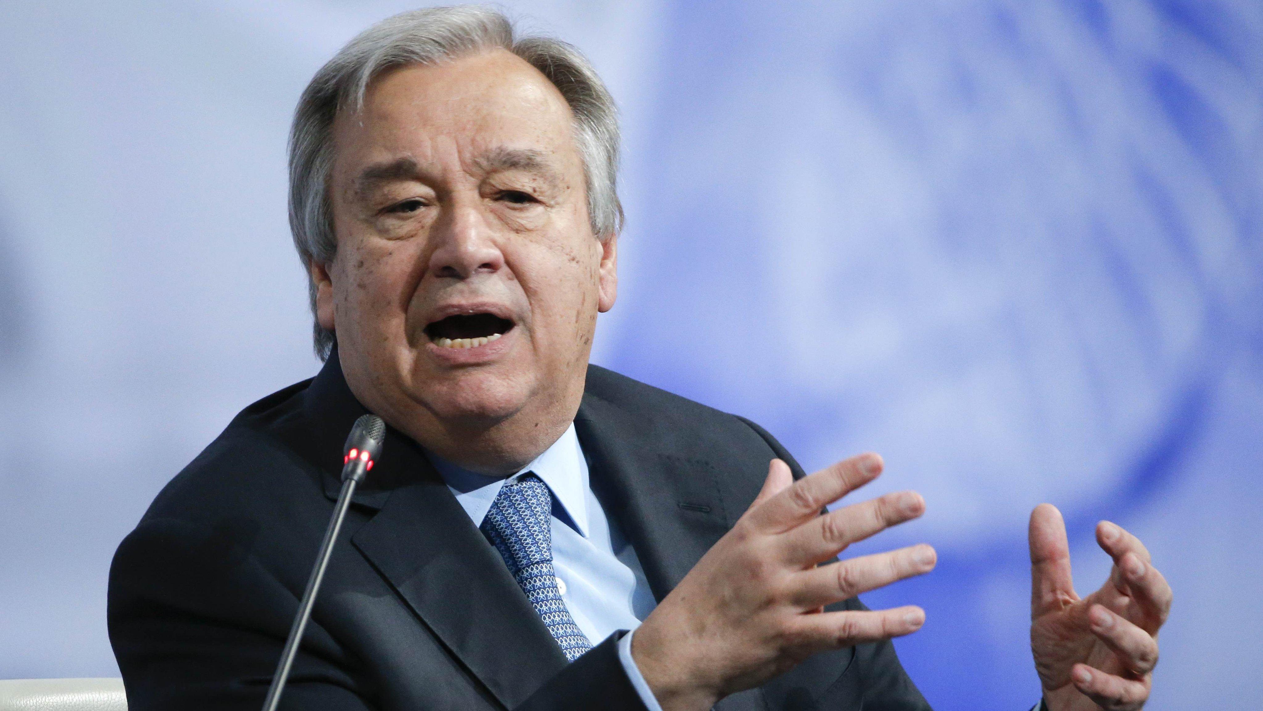 ООН осталась без денег из-за стран-должников