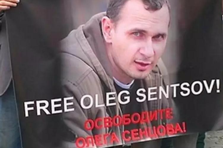 Историю преследования Сенцова превратили в книгу