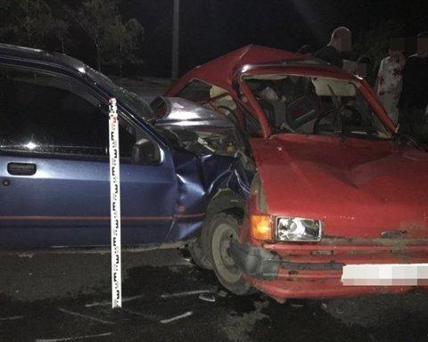 В Запорожье произошла ужасная авария: двое погибли