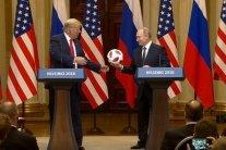 Спецслужби США зайнялися путінським подарунком Трампу
