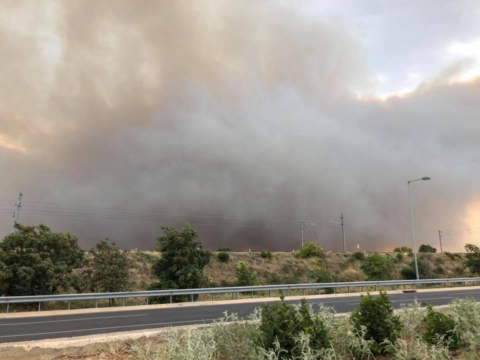 Едва выбрались: нардеп оказался в огненной ловушке в Греции