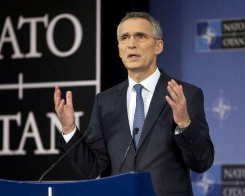 Генсек НАТО назвал причину аннексии Крыма Россией
