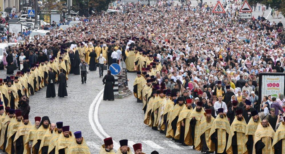 РПЦ запланировала крестный ход в Киеве: что нужно знать