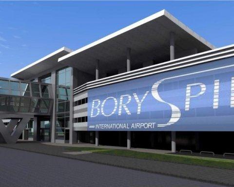 Харьковский аэропорт отказался принимать самолет с людьми