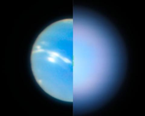 Астрономи з Землі вперше сфотографували Нептун краще Хаббла