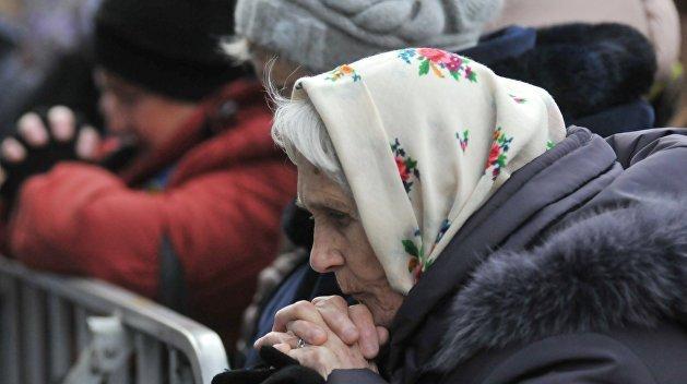 Сколько людей доживают до пенсии в Украине и других странах