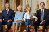 Принц Джордж святкує п'ятиріччя: Єлизавета II зробила незвичайний подарунок правнуку