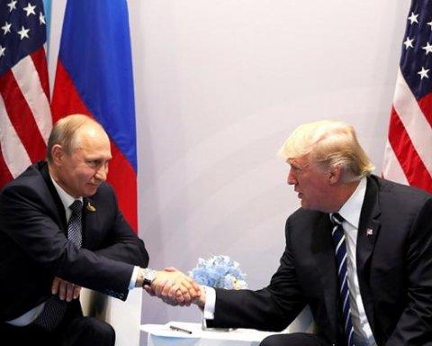 Трамп поделился впечатлениями от встречи с Путиным