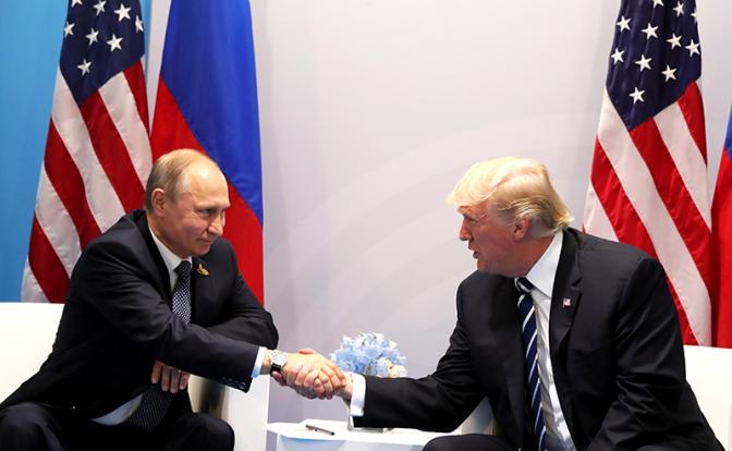 Трамп поділився враженнями від зустрічі з Путіним