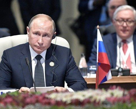 """""""Незважаючи на всі складнощі наші контакти тривають"""", – Путін запросив Трампа до Москви"""