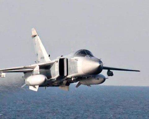 Над Черным морем перехватили российский истребитель: первые подробности