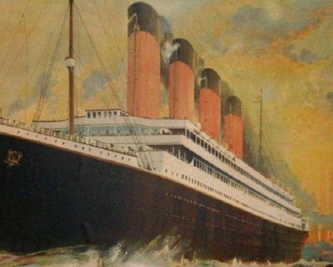 """Вчені розповіли, коли зникне """"Титанік"""""""