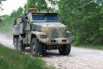 В РФ сгорела новая военная техника
