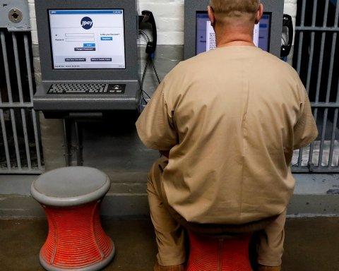 Камера – не перешкода: американські ув'язнені вкрали чверть мільйона доларів