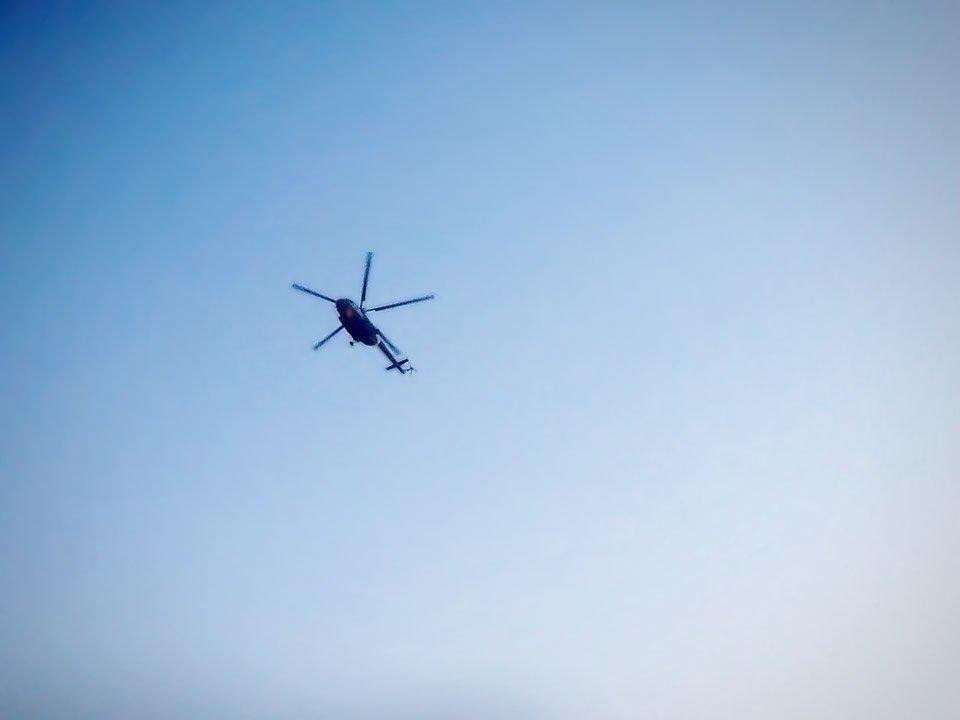 У Польщі впав вертоліт з українцями на борту, є постраждалі
