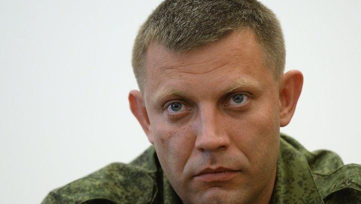 """Ватажок """"ДНР"""" Захарченко назвав себе українцем: Прилєпін зробив несподівану заяву"""