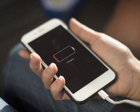 Як передчасно не «вбити» батарею смартфона: поради експертів