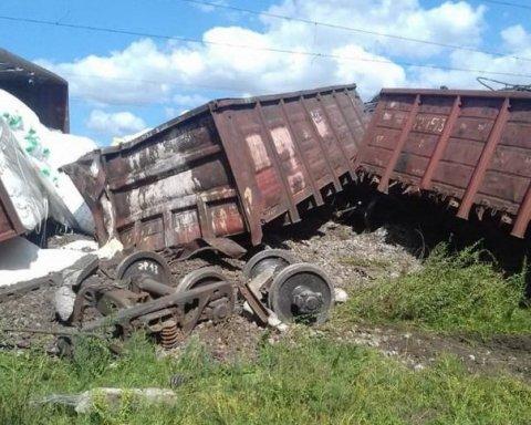 Катастрофа з поїздом на Одещині: коли буде відновлено рух