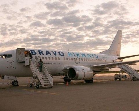 Застрявшим в Батуми украинцам нашли самолет