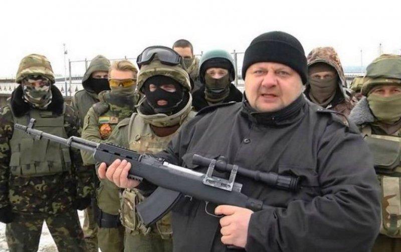 Украинский депутат пригрозил «евробляхерам» расстрелом