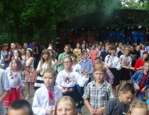 Детский лагерь закрыли из-за эпидемии кори