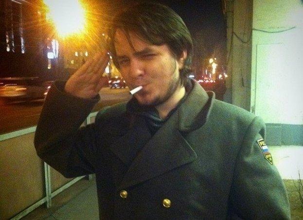 В «Миротворец» попал очередной российский блогер-украинофоб