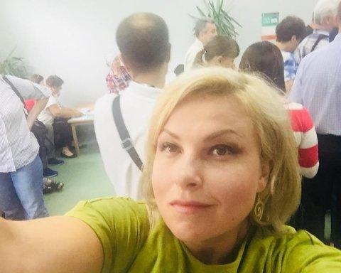Украинская певица выразила свое недовольство сервисом ЦКС