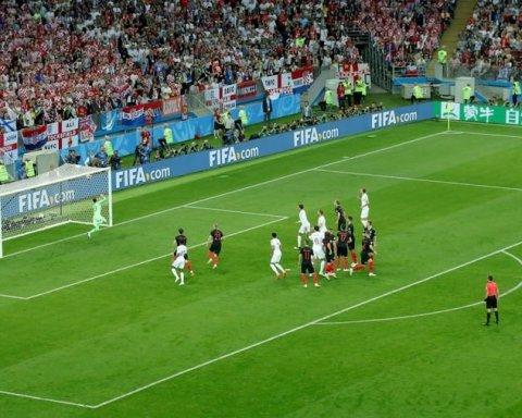 Хорватія перемогла англійців і увірвалася у фінал ЧС-2018