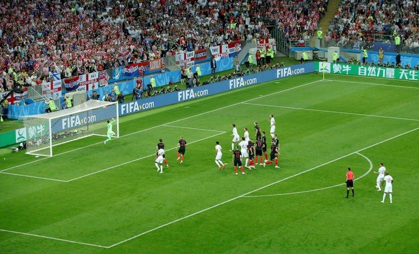 Хорватия победила англичан и ворвалась в финал ЧМ-2018