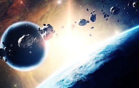 Астероиды в солнечной системе оказались осколками планет