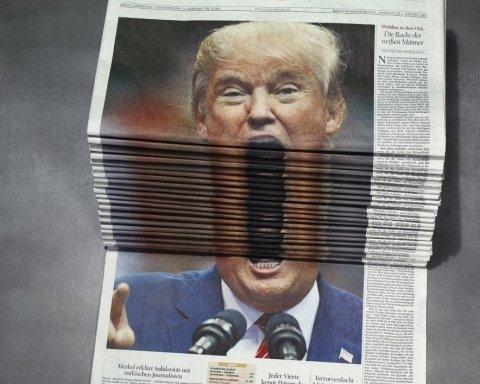 Трамп пророчит банкротство критикующим его СМИ
